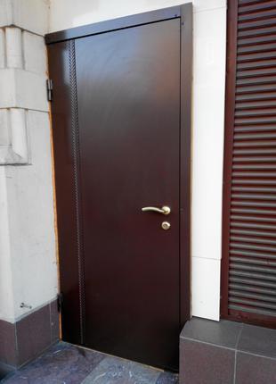 Установка входных дверей ТМ Медведь
