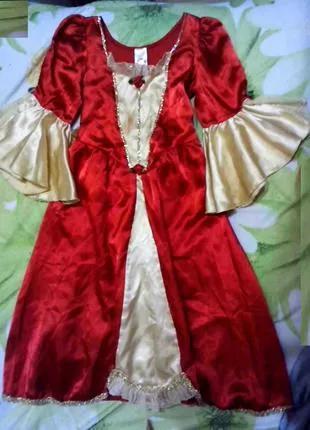 Карнавальный костюм Принцесса для девочки 3 - 4 лет