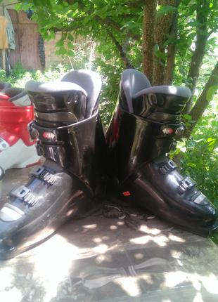 Ботинки горнолыжные Лыжные ботинки