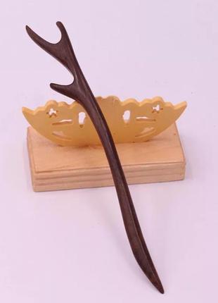 Палочка/шпилька/заколка для волос из сандалового дерева