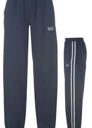 Спортивные брюки, штаны lonsdale с лампасами, новые, оригинал