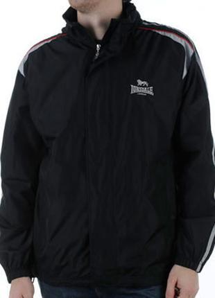 Ветровка, куртка lonsdale с лампасами, новая, оригинал