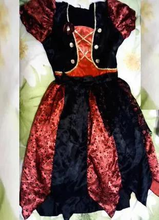 Карнавальній костюм Пиратка для девочки 11 - 12 лет