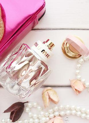 Miu Miu  Fleur D'orient Absolue_Оригинал Eau de Parfum 5 мл