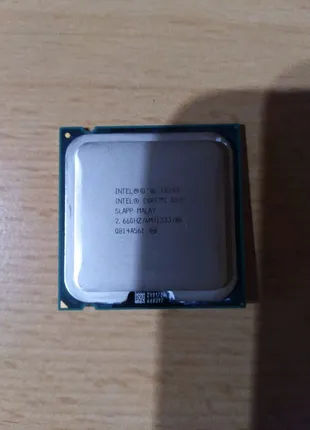 Процессор intel core 2 duo e 8200