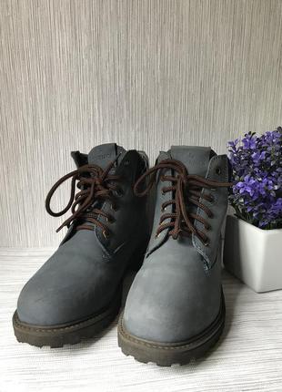 Очень модные ботинки lumberjack