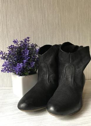 Моднейшие кожаные ботинки airstep