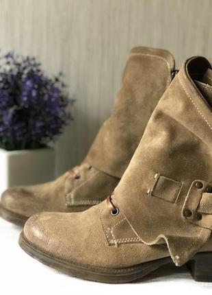 Брендовые ботинки roberto santi