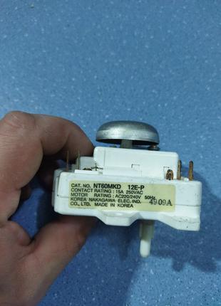 Таймер для микроволновой печи Daewoo NT60MKD 12E-P
