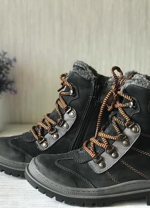 Зимние спортивные ботинки lasocki