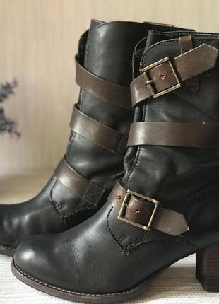 Стильные женские ботинки cat