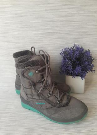 Детские ботинки lowa