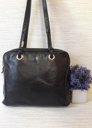 Кожаная женская сумка ennyin