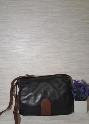 Кожаная женская сумка bree