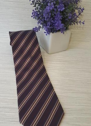 Мужской галстук hugo boss