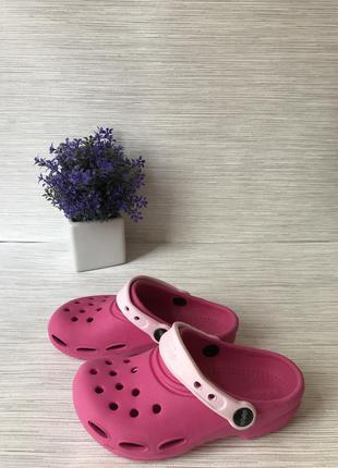 Брендовые сланцы crocs