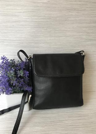Кожаная женская сумка jobis