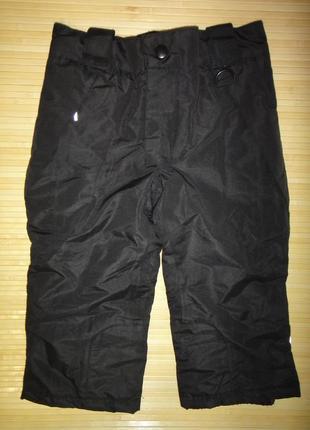 Зимние штаны lupilu 86-92 см