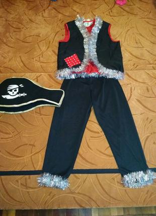 Костюм пирата