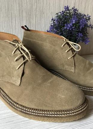 Мужские ботинки tommy hilfiger