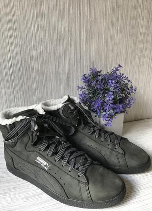 Спортивные ботинки puma