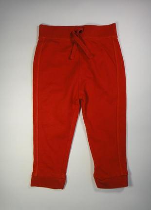 Красные штаны tu  12-18 мес, 80-86 см