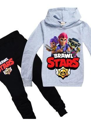 Новый спортивный костюм brawl stars размер 130
