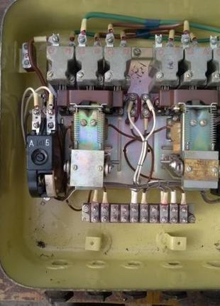 Пускатель електро магнитный ПММ 1221-1