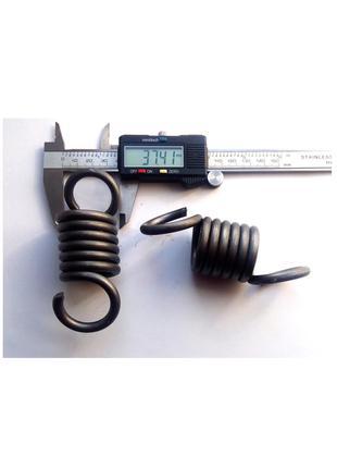 Пружина садовой качели на вес 150-200 кг проволока 6 мм. Недорого