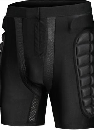 Защитные шорты для травмоопасного зимнего спорта 0200