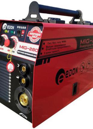 Сварочный Полуавтомат Edon-MIG 280 (+ММА)