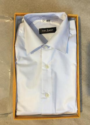 Мужская рубашка + запонки