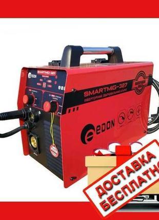 Сварочный полуавтомат Edon SmartMIG-327 для дома и в гараж
