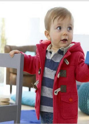 Пальто для мальчика, весеннее