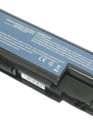 Аккумуляторная батарея для ноутбука Acer AS07B42 Aspire 5520 14.8