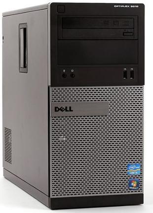 Компьютер Dell 3010 Tower (i3-3240/DDR3 4GB/HDD 500GB) Компьютер