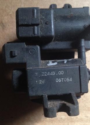 Датчик управления турбиной 1,7 74 kW Opel Combo 97288249 72244800