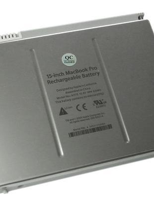 Аккумулятор Apple MacBook Pro 15-inch A1175 10.8V Silver 5400mAh