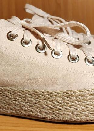 Мокасины, кеды, туфли из  ткани под велюр