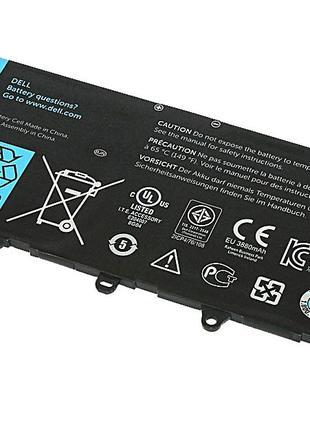 Аккумулятор Dell 0WGKH Latitude 10-ST2e 7.4V Black 3880mAh