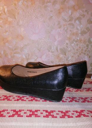 Туфли эко кожа р 36.