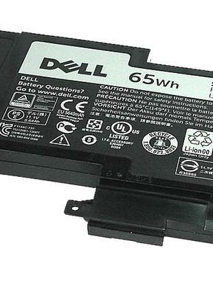 Аккумулятор Dell W0Y6W XPS 15-L521X 11.1V Black 5640mAh