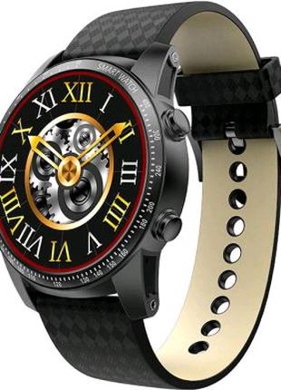 Умные смарт часы King Wear KW99 PRO на Android 7.0 с поддержкой 3