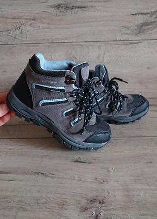 Ботинки трекинговые hi gear 34 р 2 р 22 см