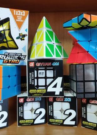 Кубик рубика 2*2 . спиннер пирамида Мастерморфикс