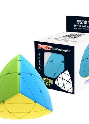 Кубик Рубика . 4 вида. Кубик для Спидкубинга пирамида.