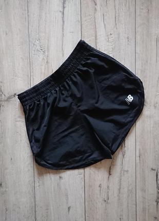 Беговые женские шорты нью беленс new balance размер s xs