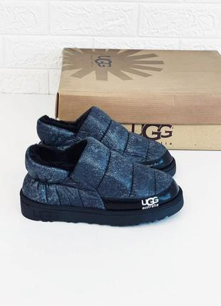 Ugg mini дутики автоледи низенькие ботиночки мини угги