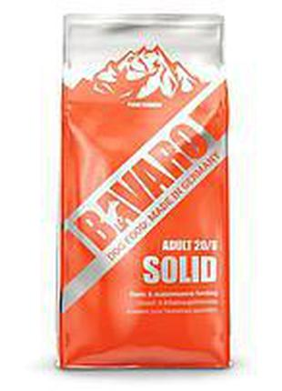 Bavaro (Баваро) Adult 20/8 Solid для собак 18 кг