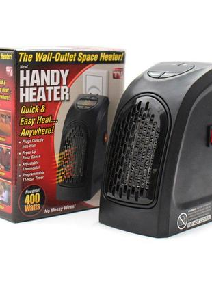 Портативный обогреватель handy heater керамика 400watt